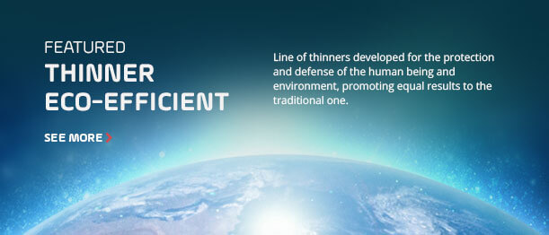 Featured: Thinner Eco-efficient